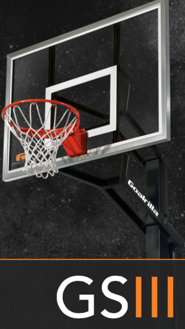 GS111 Goalrilla Basketball Hoops